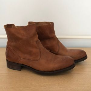 n.d.c. Made By Hand Italian Leather Boots/Booties
